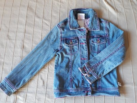 Kurtka jeans Hello Kitty 116