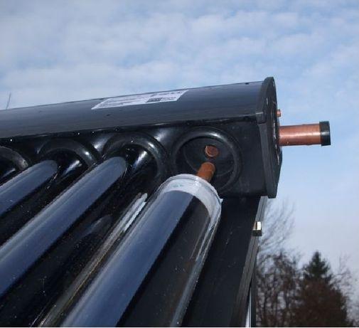 Kolektor słoneczny JNSC - 24 typ Heat-Pipe 24 rurowy
