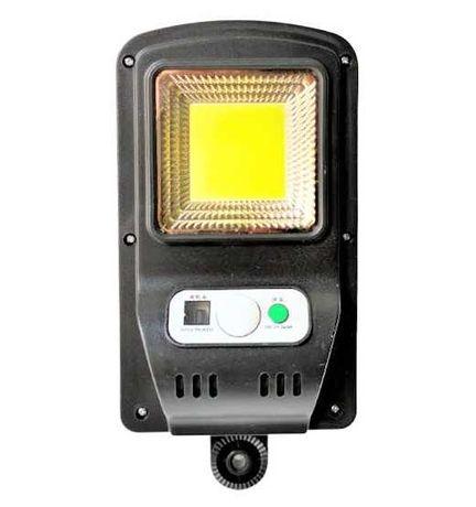 Прожектор с солнечной панелью 18 Вт пульт Акция! светильник