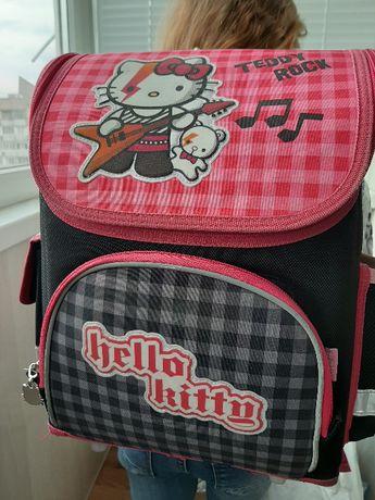 Рюкзак школьный Hello Kitti