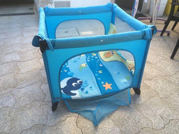 Parque infantil Chicco rebatível