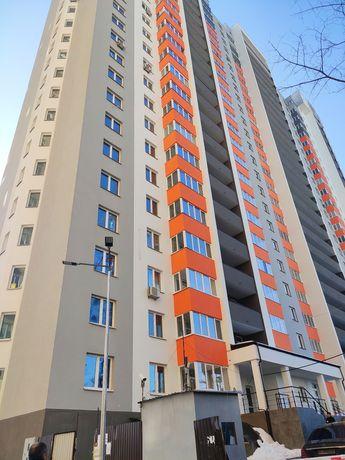 Квартира 1-к ЖК 4 Сезона метро Васильковская,шикарный вид/24 этаж