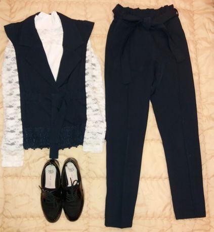 Школьный костюм 146см