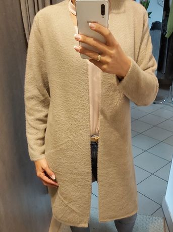 Sweter beżowy Mimosa r. S/M