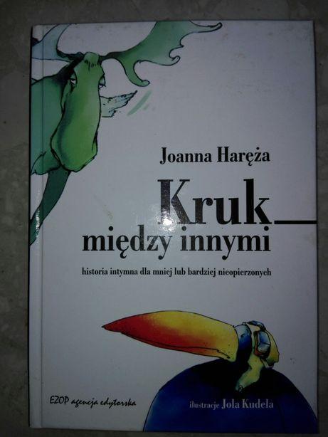 Kruk miedzy innymi, Joanna Haręża