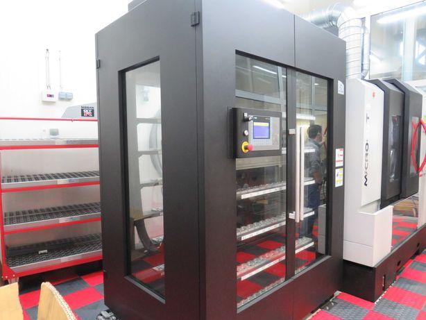 Centro Maquinação para Grafite Microcut V-20G 2014