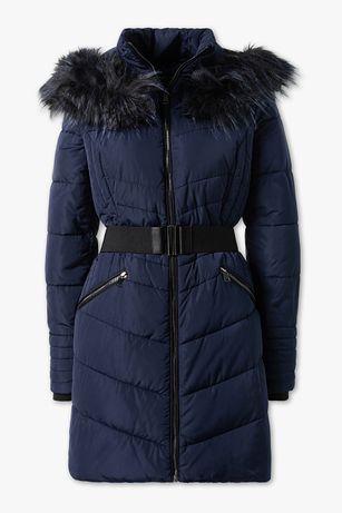 płaszcz kurtka parka 44