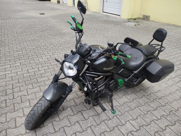Kawasaki vulcan 2017