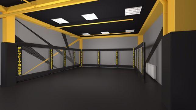 """Комплексное оборудование залов для единоборств """"под ключ"""""""
