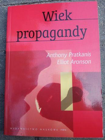Wiek propagandy Aronson, Pratkanis, inne psychologia, psychoterapia