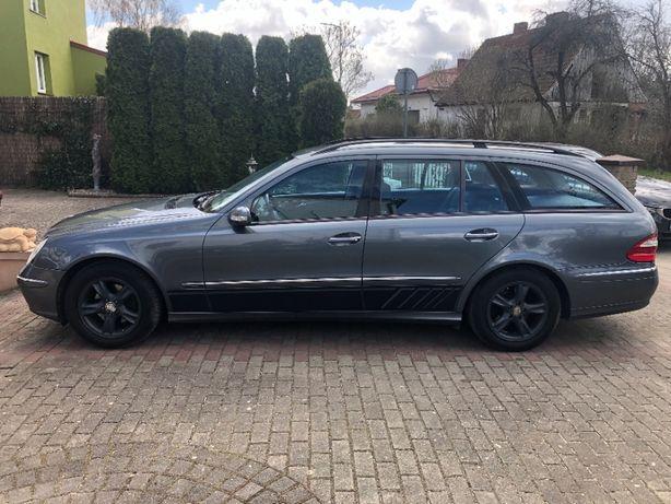 Mercedes Benz W211 E Klasa Zadbany