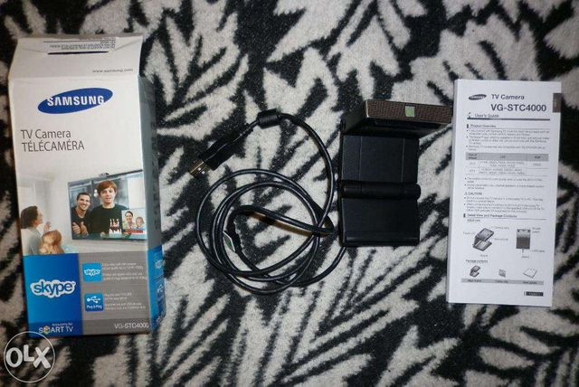 Kamera Samsung VG-STC 4000 do Telewizorów Samsung Skype, Nowa