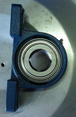 Chumaceiras, peças e discos para grade de discos Branco e Cravalho