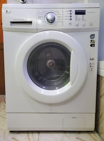Продаеться пральна машина LG-3.5кг.