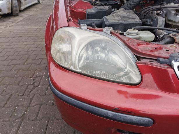 Lampa przednia prawa HONDA Civic VI EU