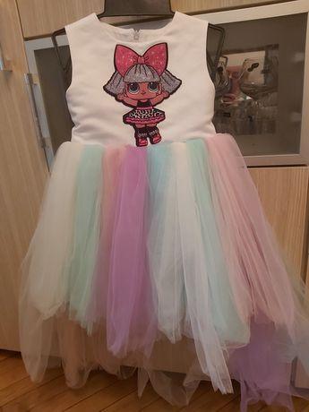 Платье детское LOL