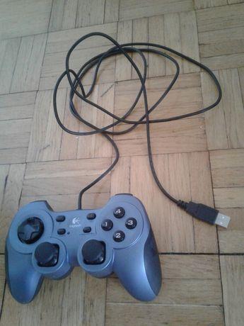 joystick PC pad USB Logitech RumblePad G-UF13 wibracja