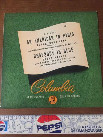 Disco vinil: George Gershwin - An American in Paris 1949