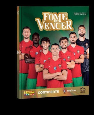 Cromos Panini Fome de Vencer (2021 - Continente) - Portugal Euro 2020