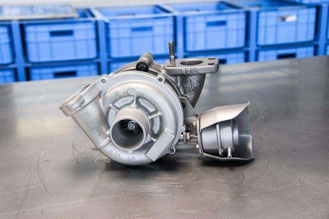 Turbina Alfa-Romeo 147 1.9jtd Gt 150km 760#497 Turbosprężarka