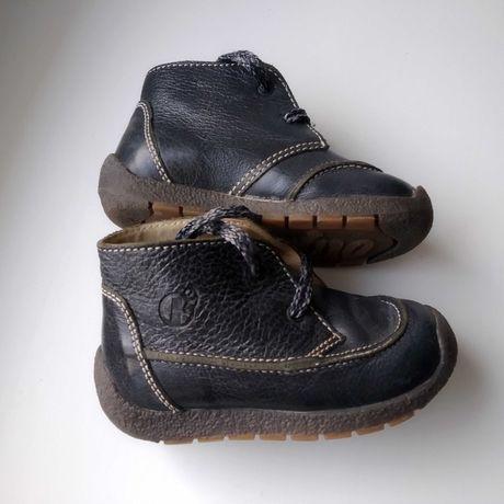 Детские демисезонные ботинки Naturino 22-23р.