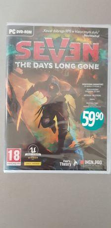 Seven The Days Long Gone nowa folia PC