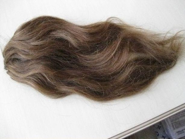 натуральные волосы 63гр