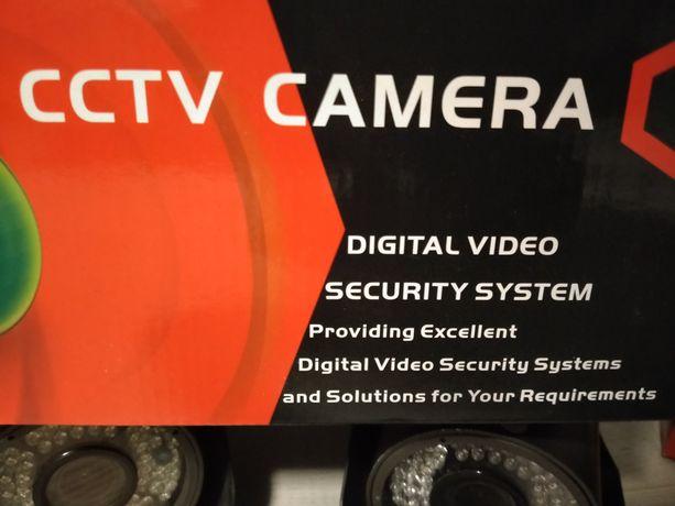 Kamera zewnętrzna z rejestratorem