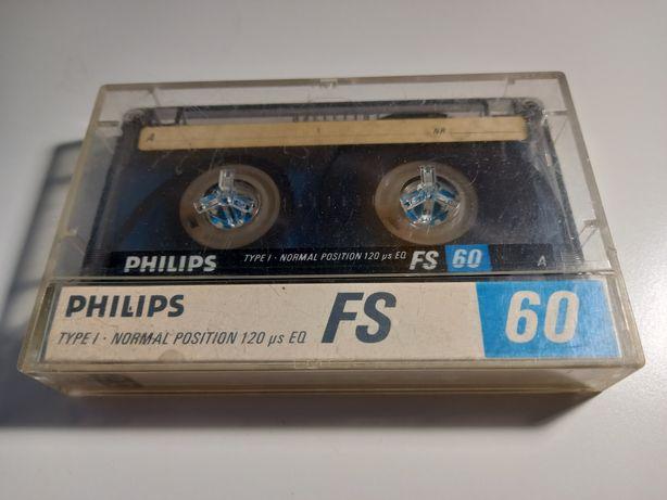 Kaseta magnetofonowa Philips FS 60