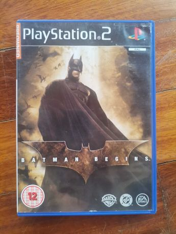 Batman Begins Ps2