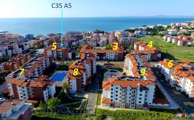 Квартира на Черноморском побережье Болгарии, гор.Несебр