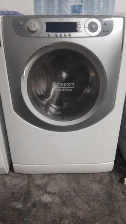 Máquina de lavar e secar roupa Ariston hotpoint 8kg/6kg