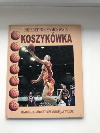 Koszykówka, poradnik, książka o koszykówce