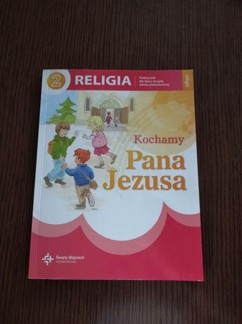 """Podręcznik Religia klasa 2 ,,Kochamy Pana Jezusa"""""""
