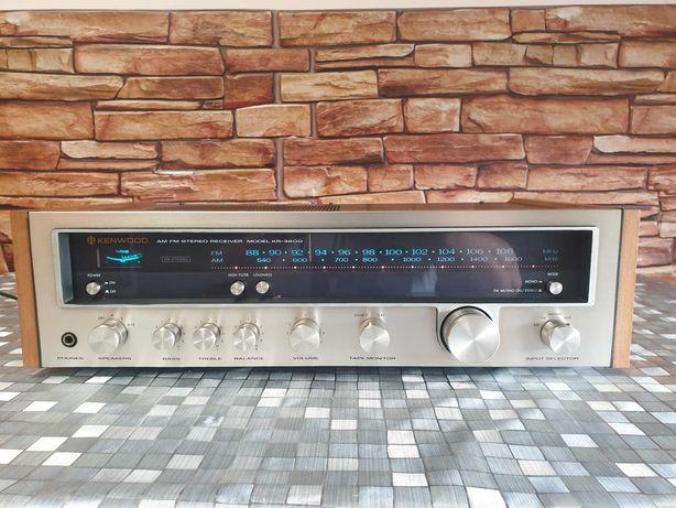 Amplituner kenwood kr 3600 Piekny Stan Vintage