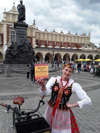 """Sprzedam książkę """"Made in Krakow 50 EMINENT."""