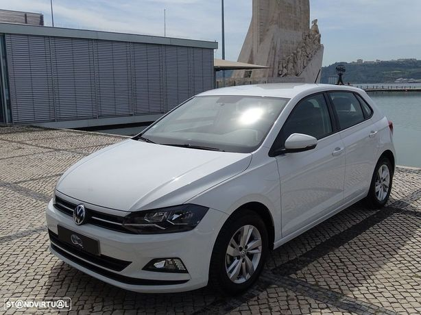 VW Polo 1.0 Confortline Nacional
