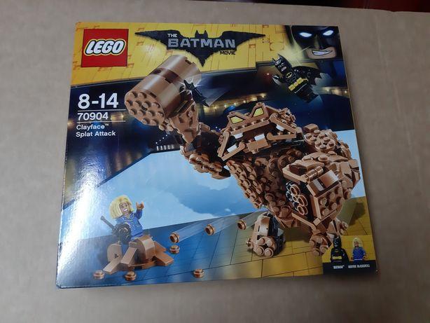 Lego 70904 batman clayface nowe