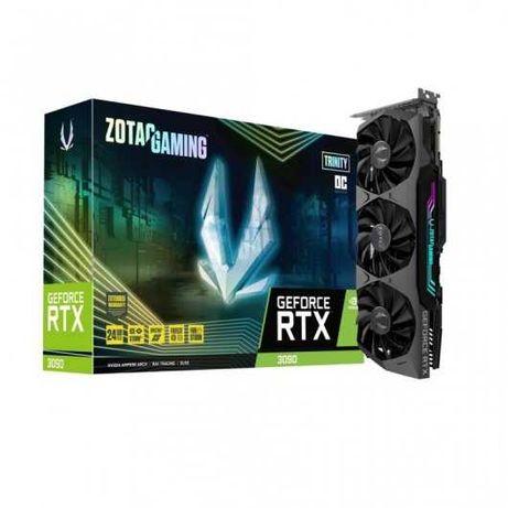 Zotac Gaming GeForce RTX 3090 Trinity OC 24GB GDDR6X (6unidades)