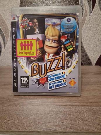 Buzz PS3 Wydanie belgijskie Unikat