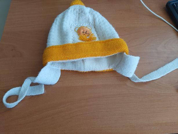Детская шапка демосезонная