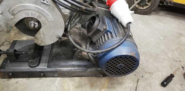 Piła ukośnica gumówka stołowa 400V