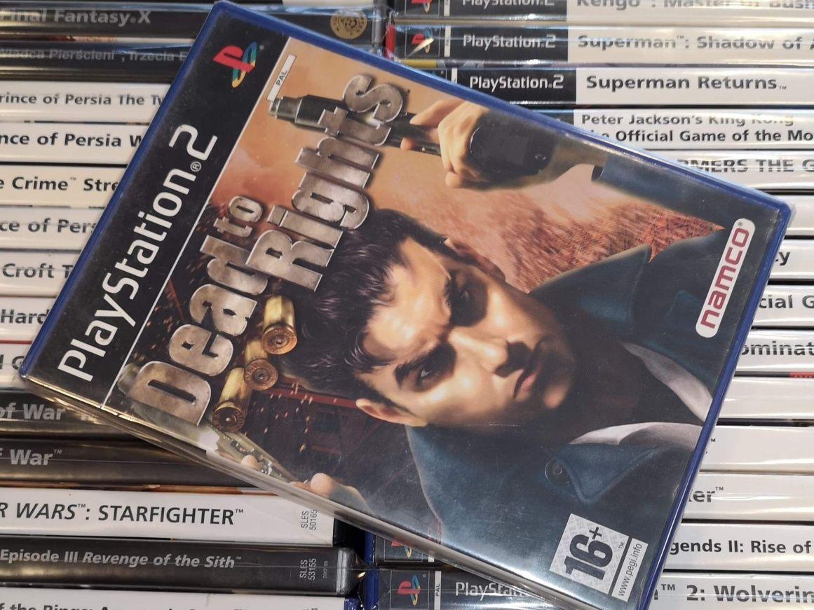Dead to Rights PS2 Sklep Ursus