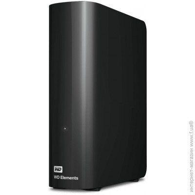 """Western Digital Жорсткий диск WD 14TB 3.5"""" USB 3.0"""