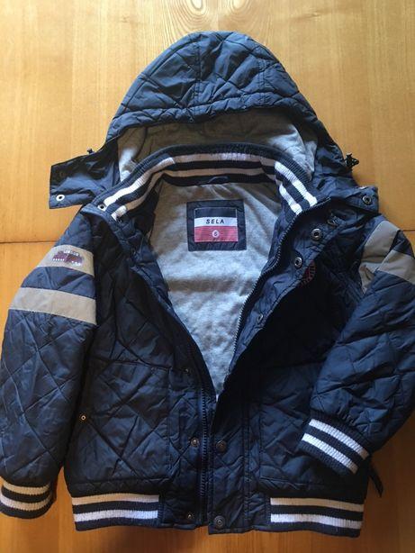 Куртка SELA весна (осінь )на хлопчика 5 років