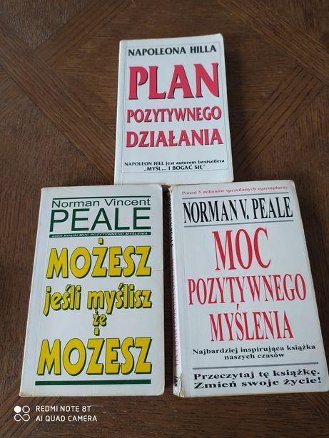 Norman Vincent Peale Możesz jeśli myślisz że możesz, hill plan