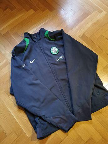 Bluza piłkarska celtic Glasgow wiatrówka nike
