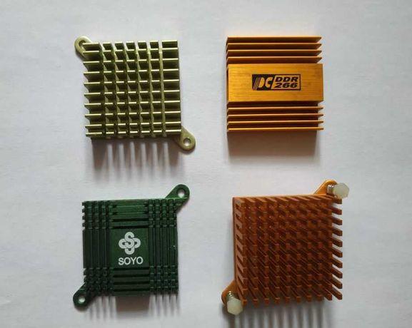 Wentylatory / radiatory / akcesoria