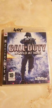 Call of Duty World at War na PS3