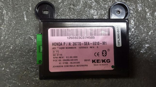 Honda Accord VII,VII Lift, Civic 8 moduł bluetooth